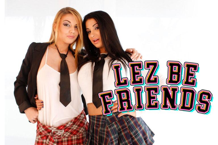 BaDoinkVR - Lez Be Friends
