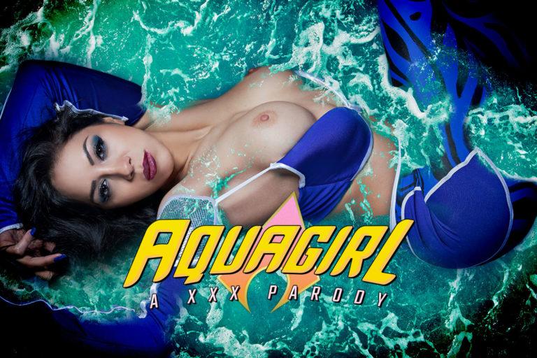 VRCosplayX - Aquagirl A XXX Parody