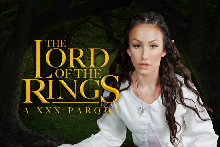 VRCosplayX - The Lord Of The Rings A XXX Parody
