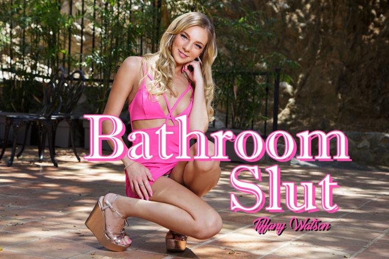 BaDoinkVR - Bathroom Slut