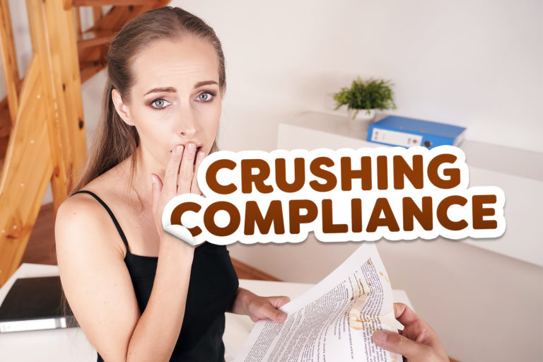18VR - Crushing Compliance