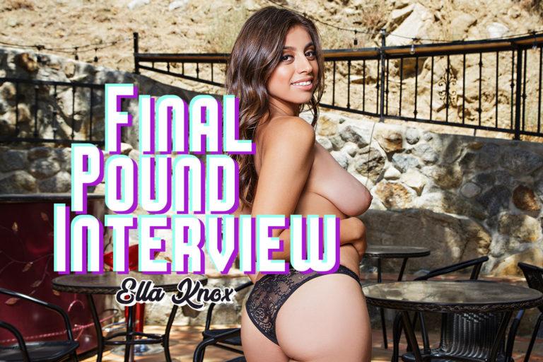 BaDoinkVR - Final Pound Interview