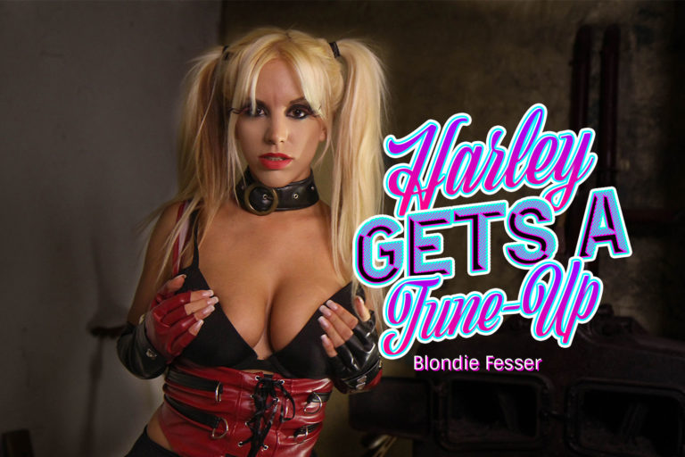 BaDoinkVR - Harley Gets A Tune-Up