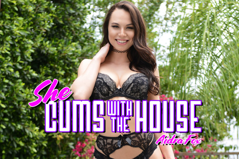 BaDoinkVR - She Cums With The House