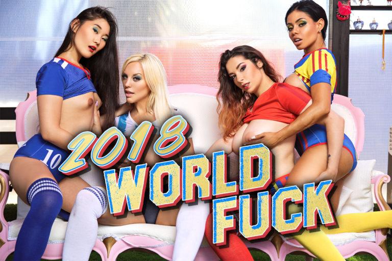 BaDoinkVR - 2018 World Fuck