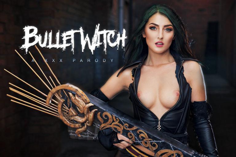 VRCosplayX - Bullet Witch A XXX Parody