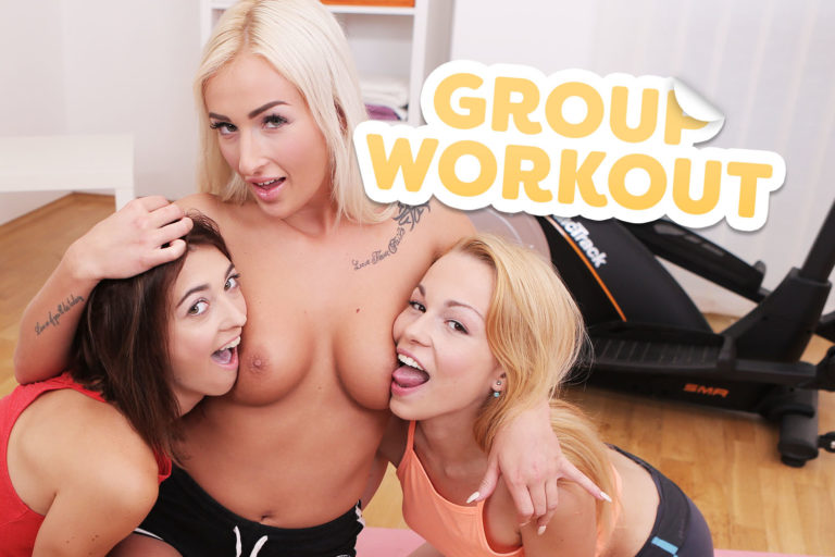 18VR - Group Workout