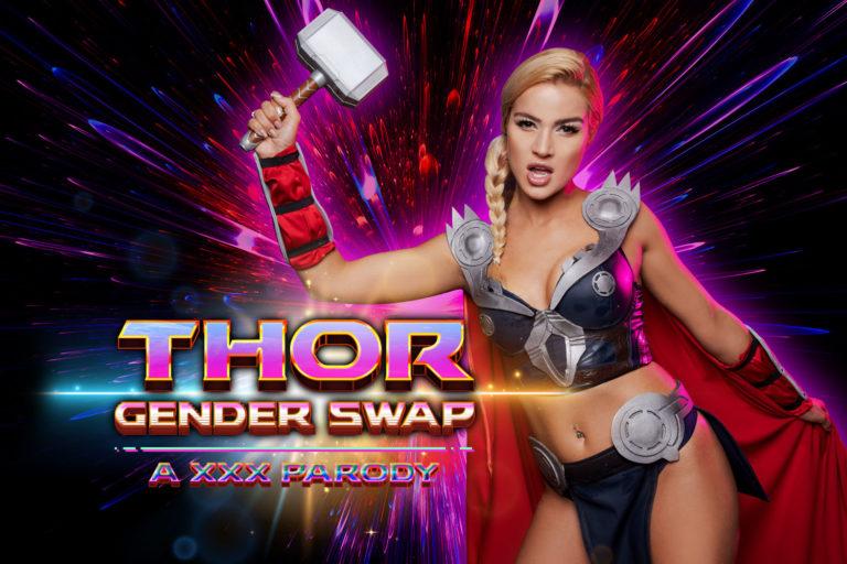VRCosplayX - Thor A XXX Parody Gender Swap