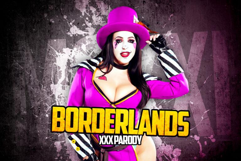VRCosplayX - Borderlands Mad Moxxi A XXX Parody