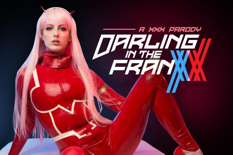 VRCosplayX - Darling in The Franxx A XXX Parody
