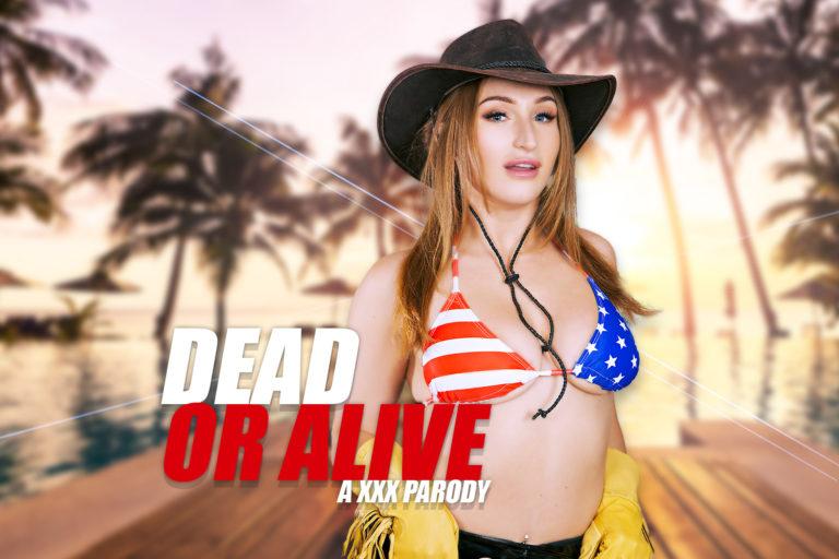 VRCosplayX - Dead Or Alive A XXX Parody