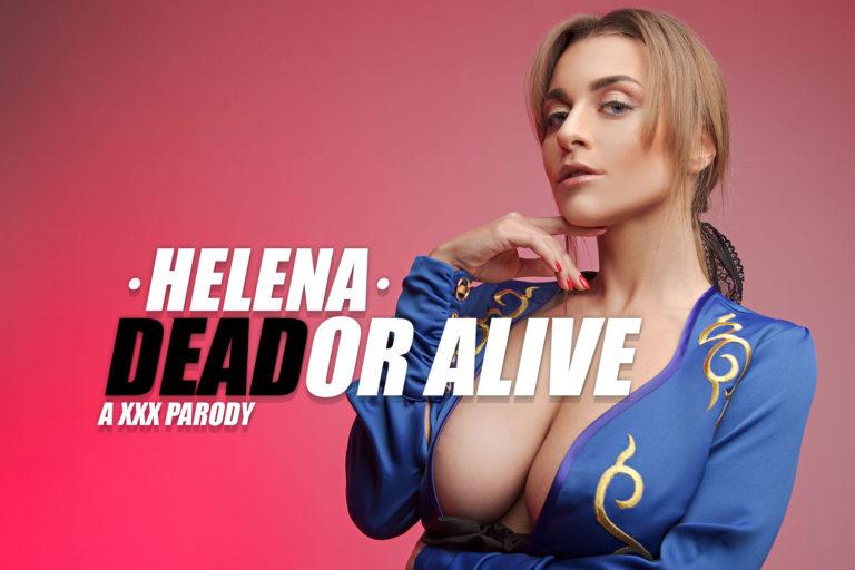 VRCosplayX - DOA Helena Douglas A XXX Parody