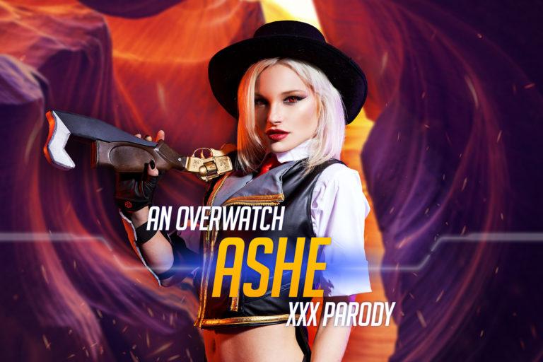 VRCosplayX - Overwatch Ashe A XXX Parody