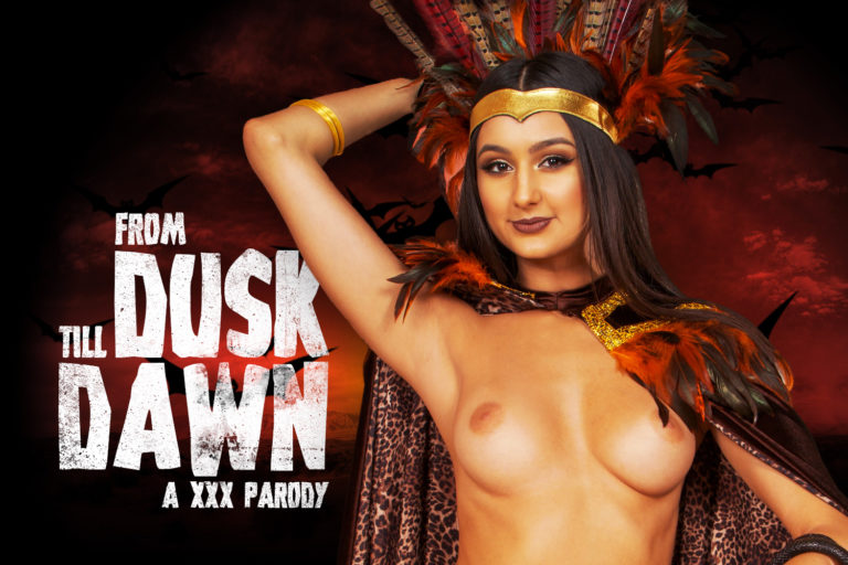 VRCosplayX - From Dusk Till Dawn A XXX Parody