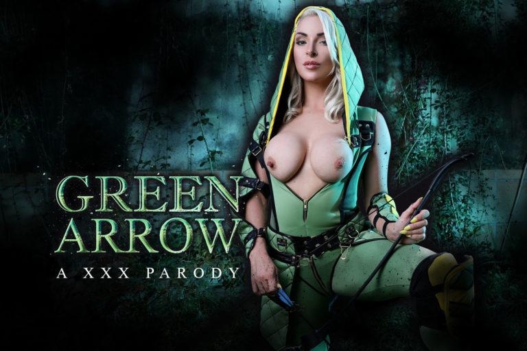 VRCosplayX - Green Arrow A XXX Parody
