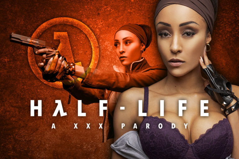VRCosplayX - Half Life A XXX Parody