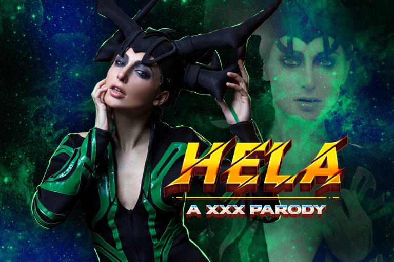 VRCosplayX - Hela A XXX Parody