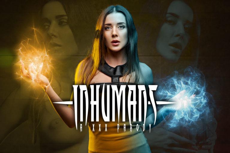 VRCosplayX - Inhumans A XXX Parody