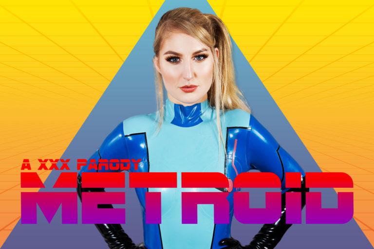 VRCosplayX - Metroid A XXX Parody