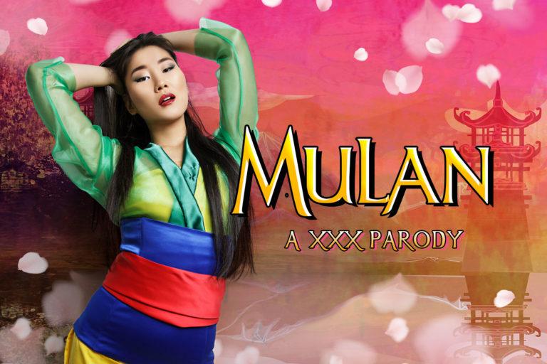 VRCosplayX - Mulan A XXX Parody
