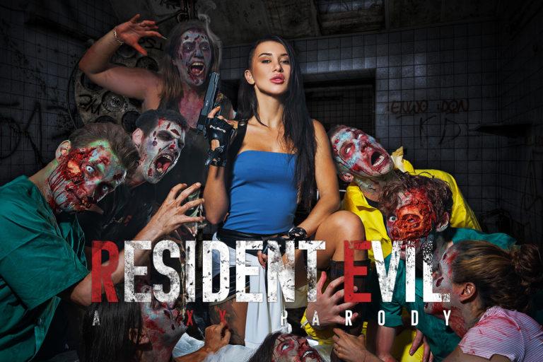 VRCosplayX - Resident Evil A XXX Parody