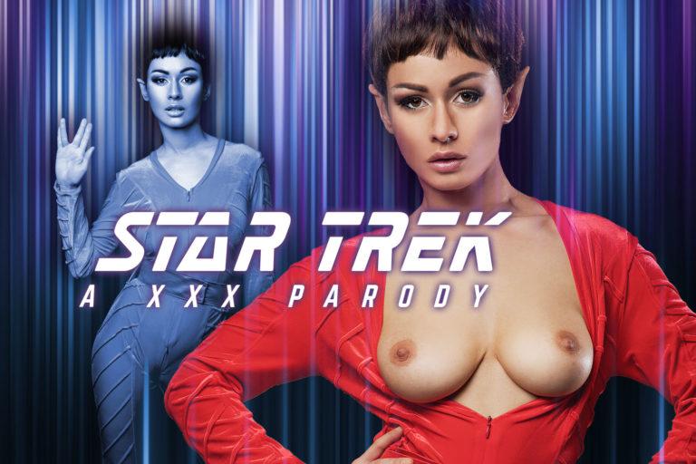VRCosplayX - Star Trek Enterprise A XXX Parody