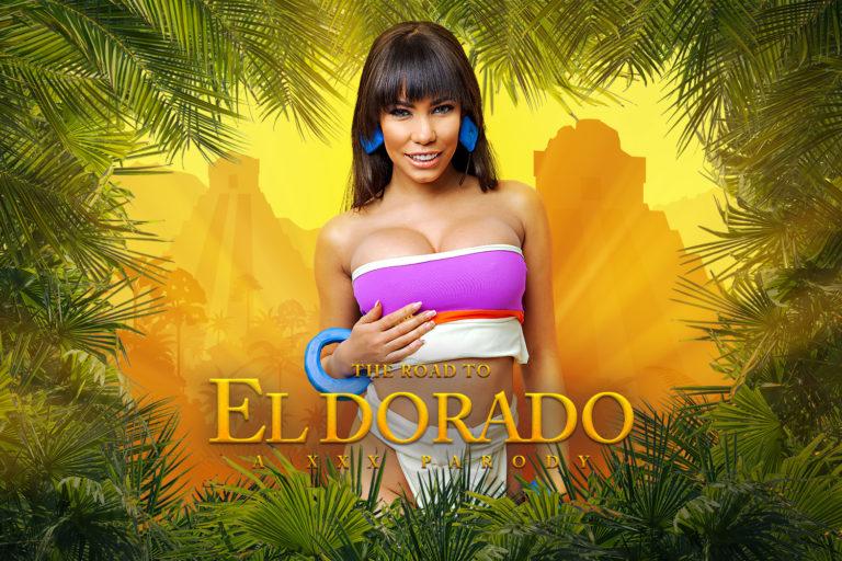 VRCosplayX - The Road to El Dorado A XXX Parody