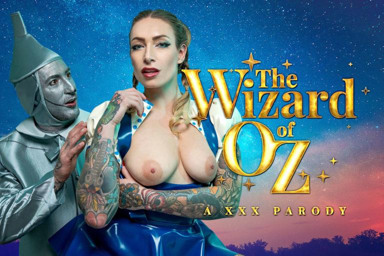 VRCosplayX - The Wizard of Oz A XXX Parody