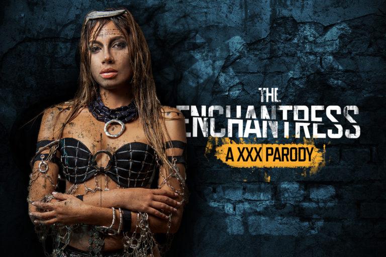 VRCosplayX - The Enchantress A XXX Parody