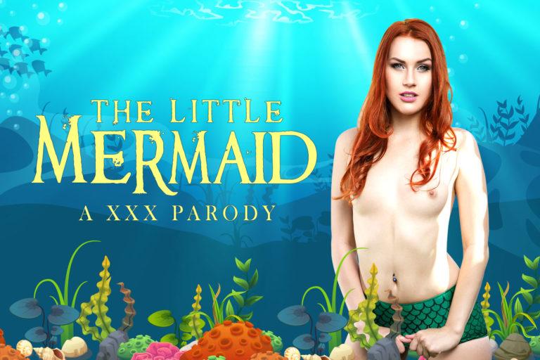 VRCosplayX - The Little Mermaid A XXX Parody
