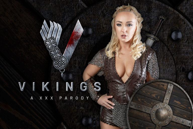 VRCosplayX - Vikings A XXX Parody