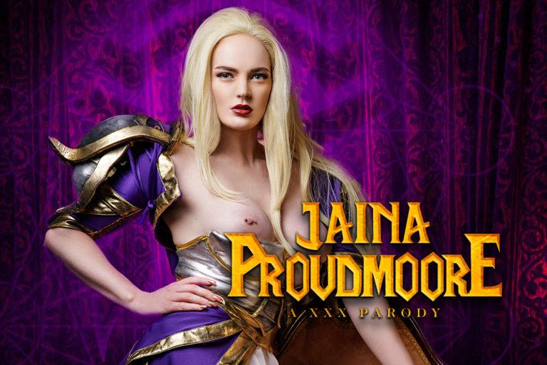 VRCosplayX - WOW Jaina Proudmoore A XXX Parody