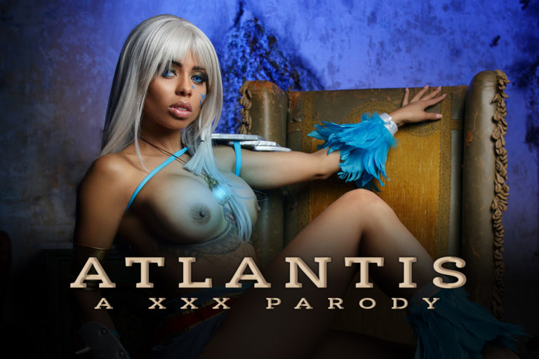 VRCosplayX - Atlantis A XXX Parody