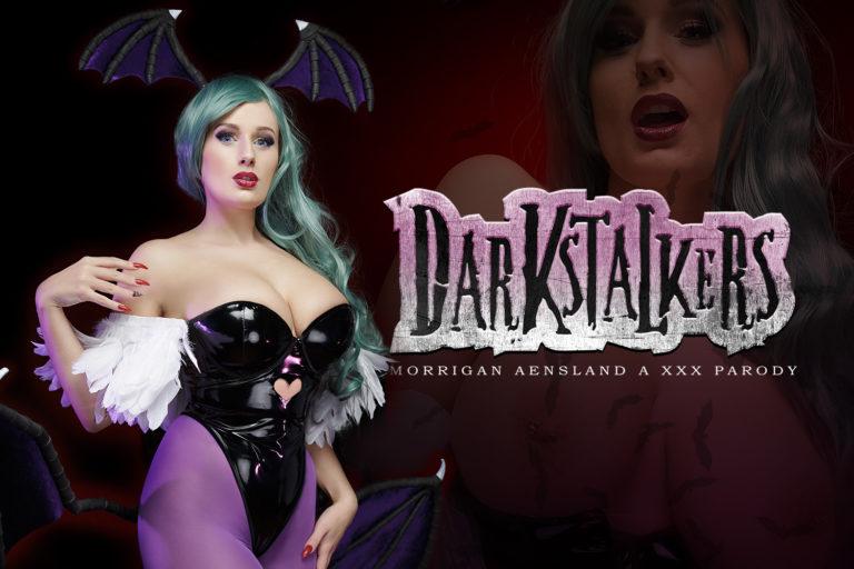 VRCosplayX - Darkstalkers Morrigan Aensland A XXX Parody