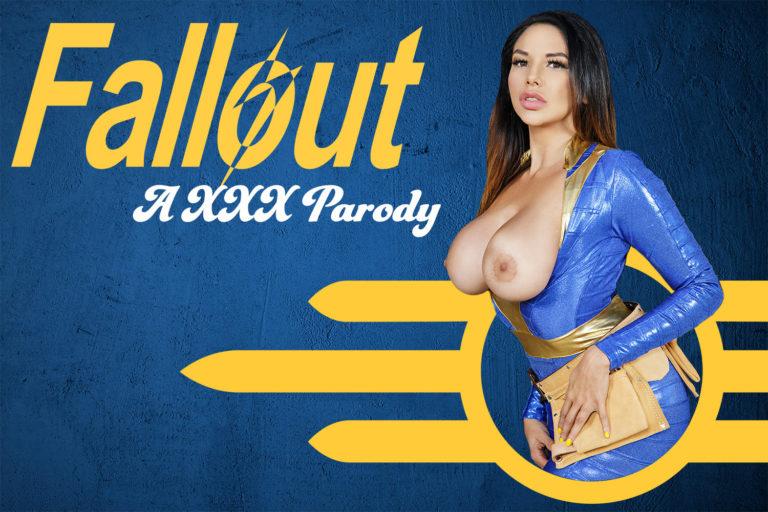 VRCosplayX - Fallout A XXX Parody