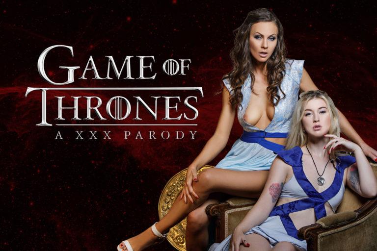 VRCosplayX - Game of Thrones GOT A XXX Parody