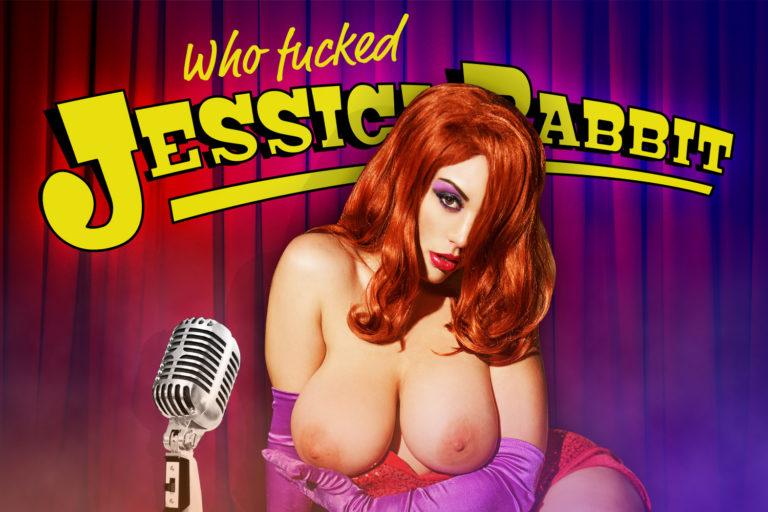 VRCosplayX - Jessica Rabbit A XXX Parody