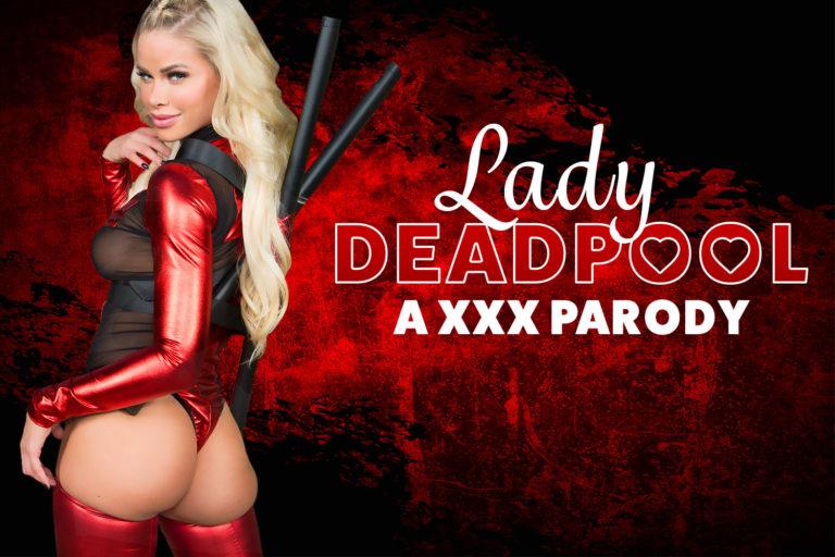 VRCosplayX - Lady Deadpool A XXX Parody