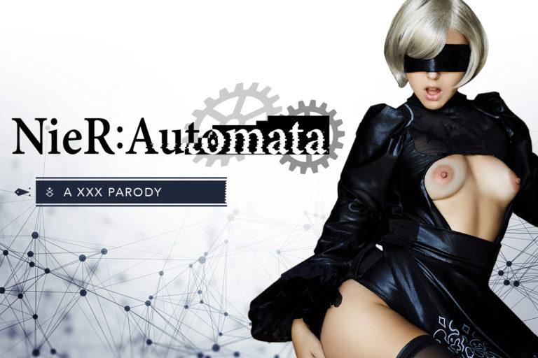 VRCosplayX - Nier Automata a XXX Parody