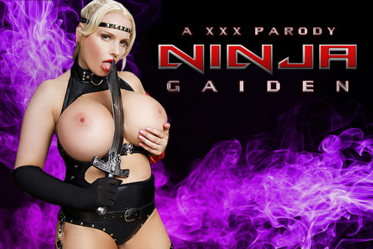 VRCosplayX - Ninja Gaiden A XXX Parody