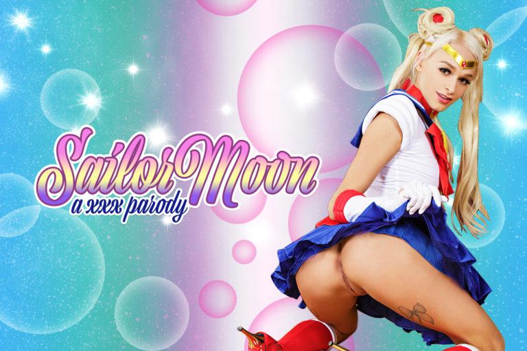 VRCosplayX - Sailor Moon A XXX Parody