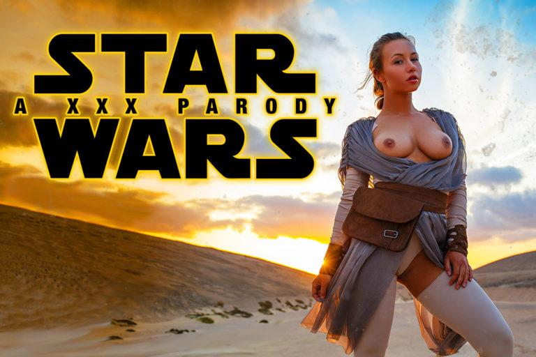 VRCosplayX - Star Wars A XXX Parody