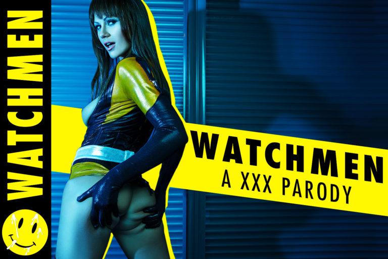 VRCosplayX - Watchmen XXX Parody