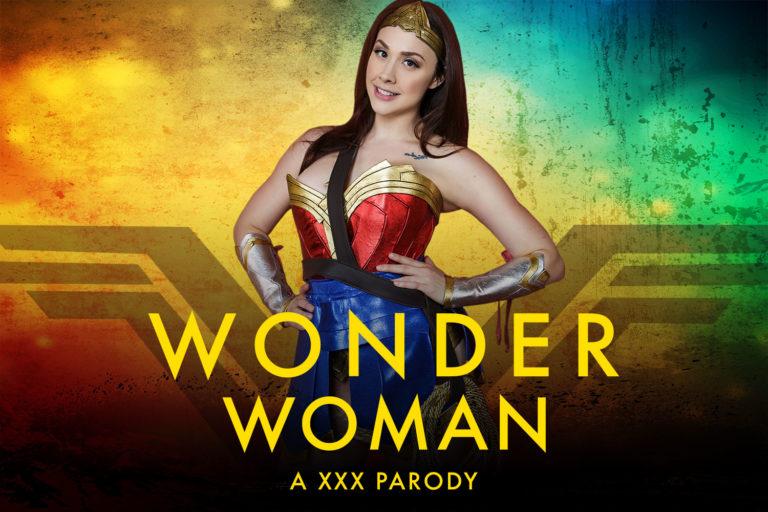 VRCosplayX - Wonder Woman A XXX Parody