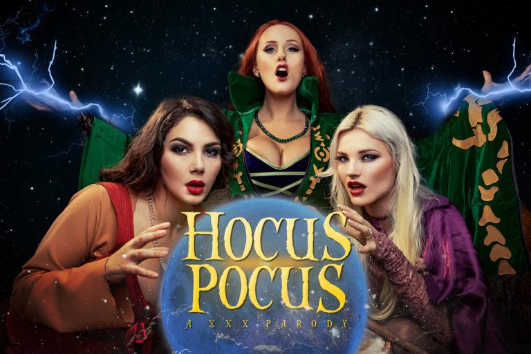 VRCosplayX - Hocus Pocus A XXX Parody