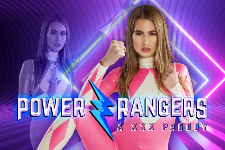 VRCosplayX - Power Rangers A XXX Parody