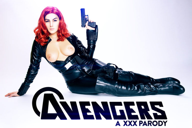 VRCosplayX - Avengers A XXX Parody