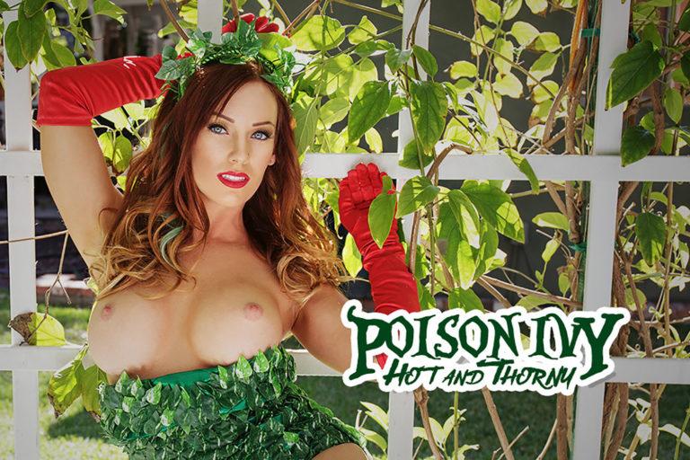 VRCosplayX - Poison Ivy Hot & Thorny