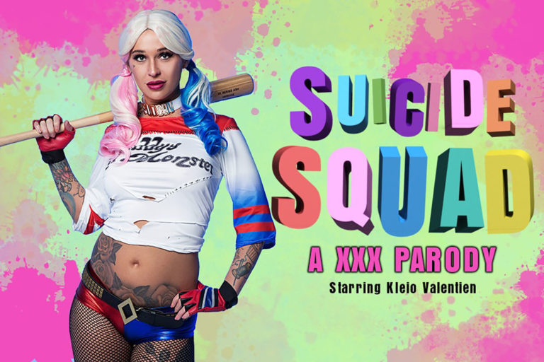 VRCosplayX - Suicide Squad Harley Quinn XXX Parody