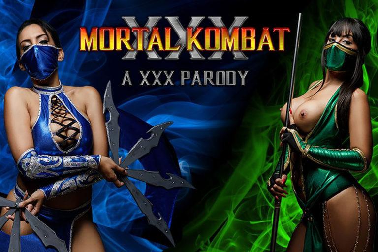 VRCosplayX - Mortal Kombat XXX Parody